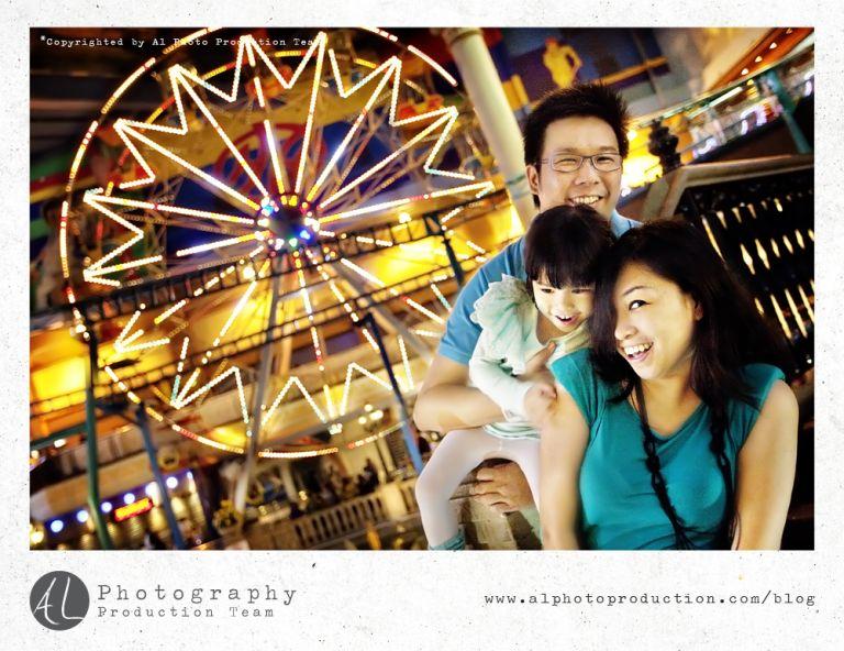 AL Photography Production team