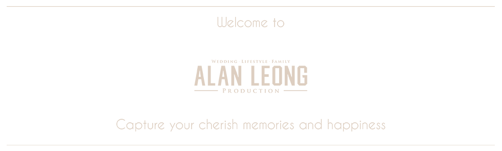 Malaysia Professional Wedding Photographer | Alan Leong Production bio picture